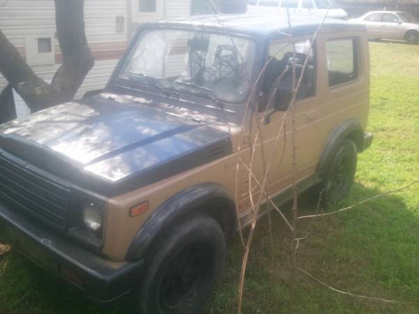 Suzuki Samurai For Sale in California - North American ...
