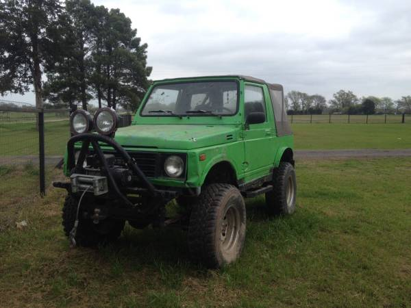 1988 suzuki samurai softop for sale in altoona pennsylvania. Black Bedroom Furniture Sets. Home Design Ideas