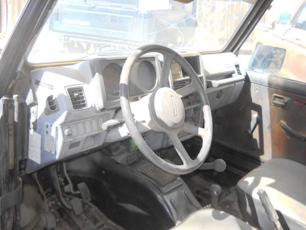 1988 Suzuki Samurai Softop For Sale in Carson City NV