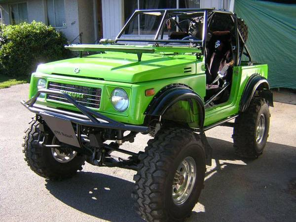 1991 suzuki samurai soft top w warn winch for sale in surrey bc. Black Bedroom Furniture Sets. Home Design Ideas