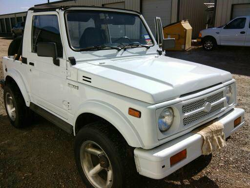 1992 suzuki samurai for sale north american classifieds. Black Bedroom Furniture Sets. Home Design Ideas