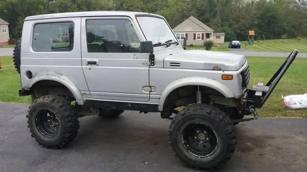1988 Suzuki Samurai Hardtop For Sale in Winchester, Virginia