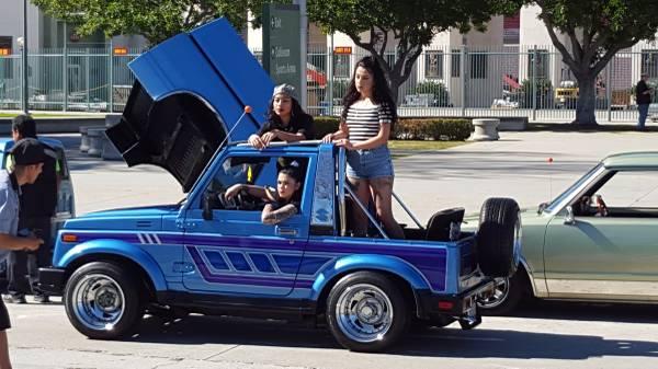 1987 Suzuki Samurai Softop For Sale In Los Angeles California