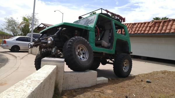 1987 Suzuki Samurai Hardtop For Sale In Phoenix Arizona
