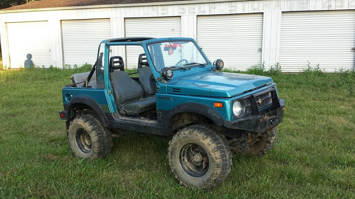 Suzuki Samurai For Sale in Illinois - North American ...
