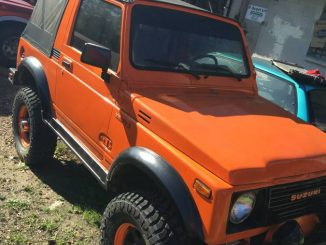 1991 Suzuki Samurai Soft Top w/ Warn Winch For Sale in ...