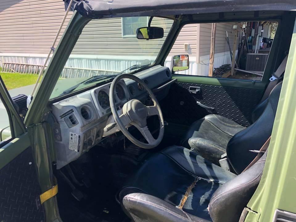 1988 Suzuki Samurai Safari Top For Sale in Laurel, MS