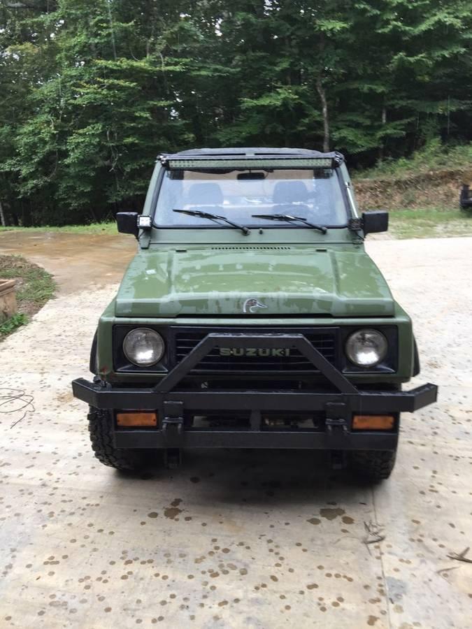 1988 Suzuki Samurai Safari Top w/ Swampers For Sale in Baton