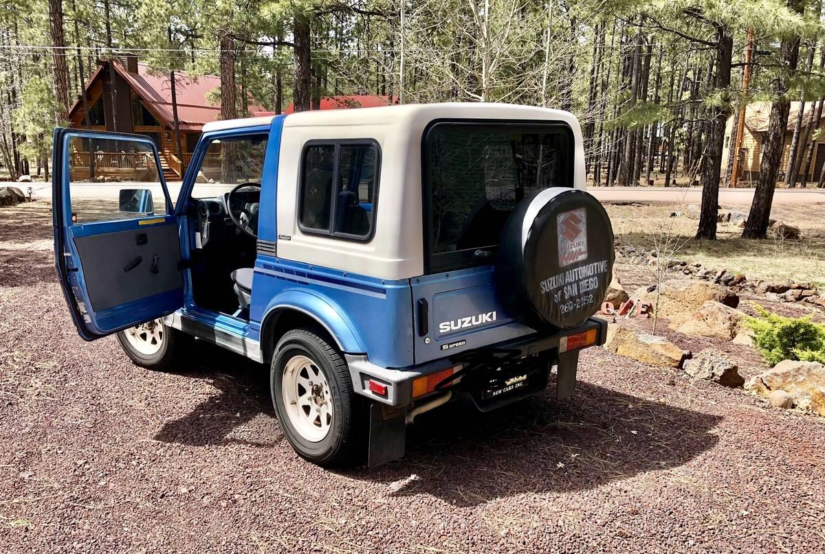 1988 Suzuki Samurai Hardtop For Sale in North Phoenix, AZ