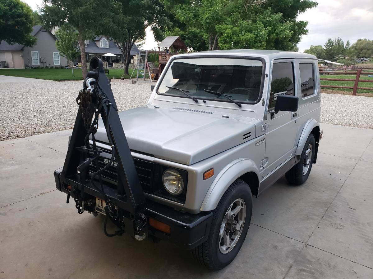 1986 Suzuki Samurai Hardtop For Sale in Kuna, ID