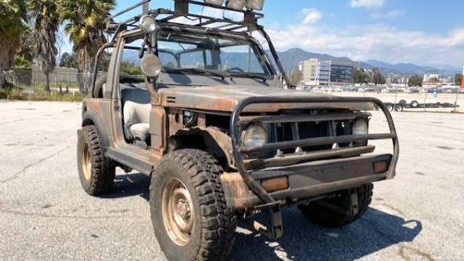 """1987 Suzuki Samurai """"Triple Frontier"""" For Sale in Glendale, CA"""