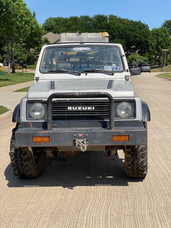 1986 Suzuki Samurai Hunting Rig For Sale in Flower Mound, TX