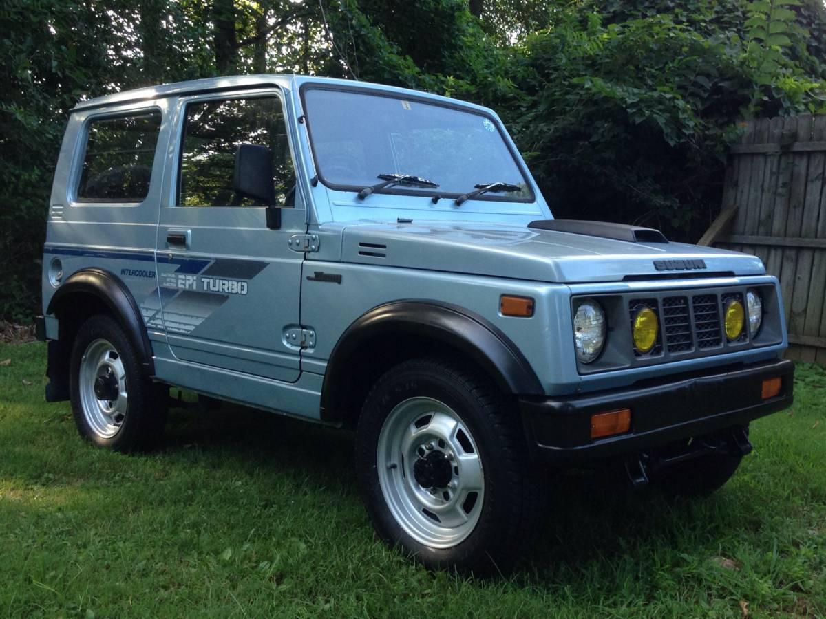 1990 Suzuki Samurai Tin Top For Sale in Washington, D.C.