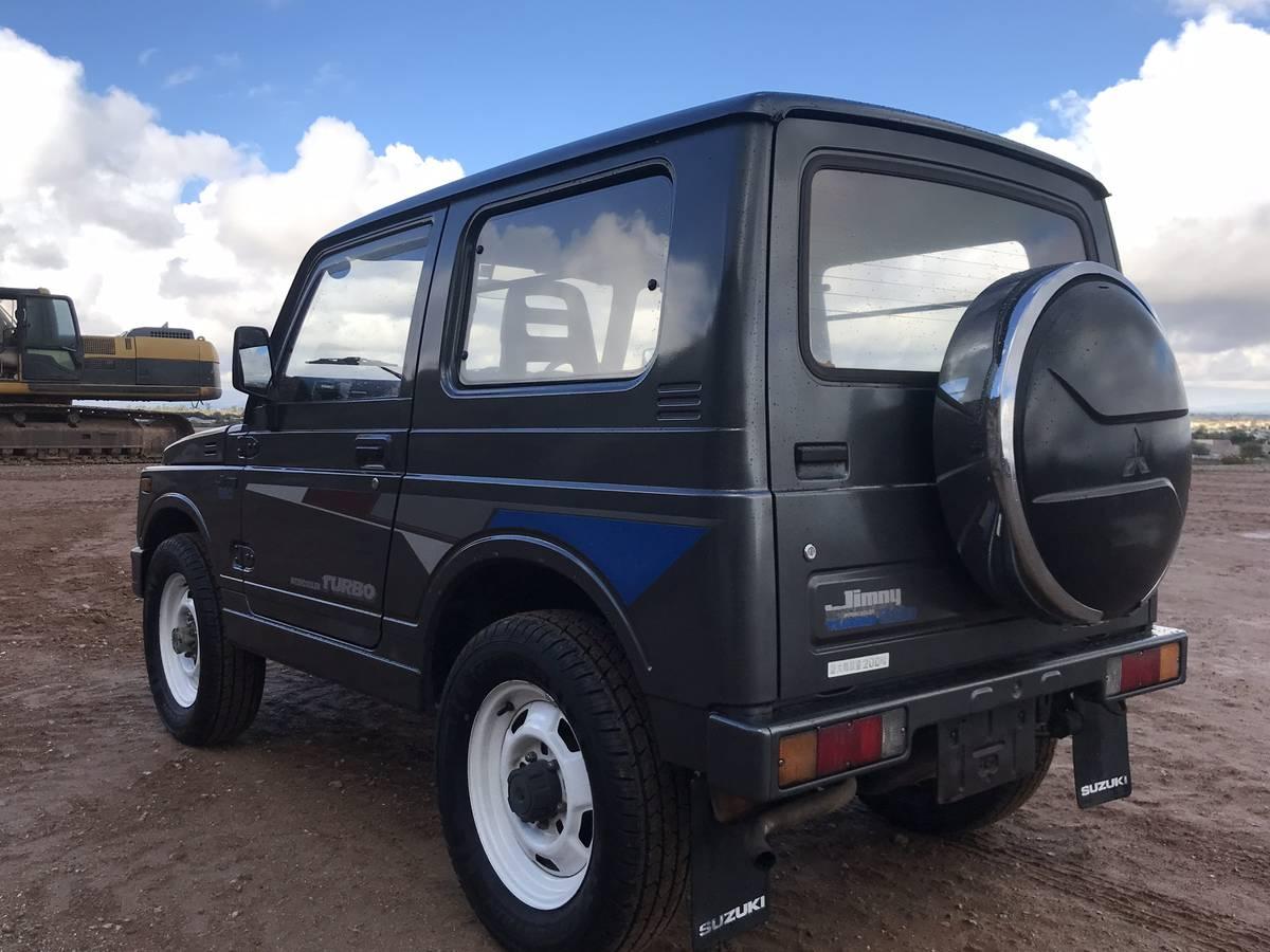 1990 Suzuki Samurai Hardtop For Sale in Queen Creek, AZ