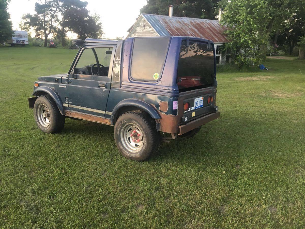 1988 Suzuki Samurai Hardtop For Sale in Independence, KS