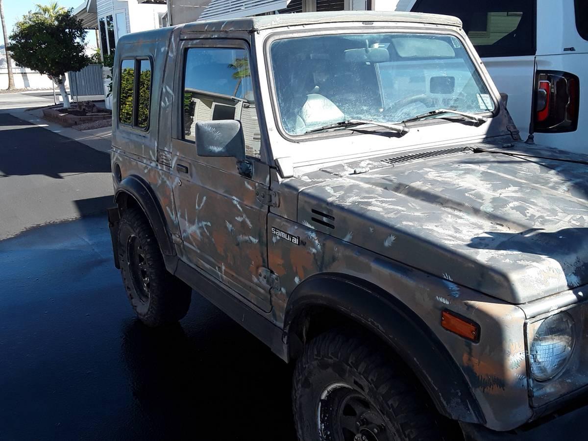 1986 Suzuki Samurai Hardtop For Sale in Apache Junction, AZ