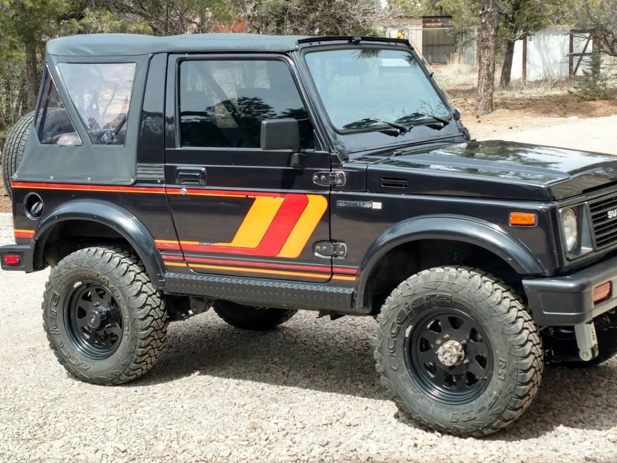 1986 Suzuki Samurai Soft Top For Sale in Gallup, NM